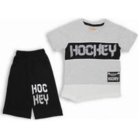 Yavrucak 314 Yavrucak Hockey Baskılı 2li Erkek Takım 1-4 Yaş
