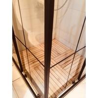 KZY Ahşap Duş Izgarası 90X90