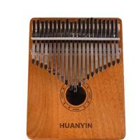 Huanyin HKM21 Deluxe 21 Tuşlu Kalimba - Türkçe Kılavuz