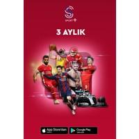 S Sport Plus 3 Aylık Paket
