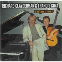 Rıchard Clayderman&francıs Goya (Together) - CD