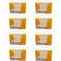 Umur Küp Bloknot Göz Yormayan Kağıt 8 x 8 x 6 cm 8'li