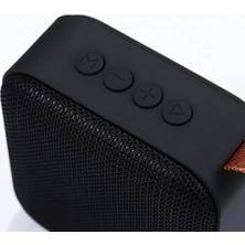 Yukka Mini Taşınabilir Bluetooth Hoparlör (Yurt Dışından)