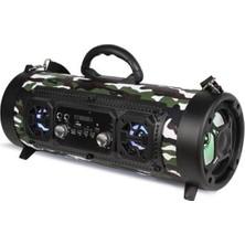 Yukka Hifi 15W Su Geçirmez Kablosuz 5.0 Bluetooth Hoparlör (Yurt Dışından)