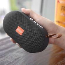 Yukka T7 HD Mini Su Geçirmez Taşınabilir Kablosuz Bluetooth Hoparlör (Yurt Dışından)