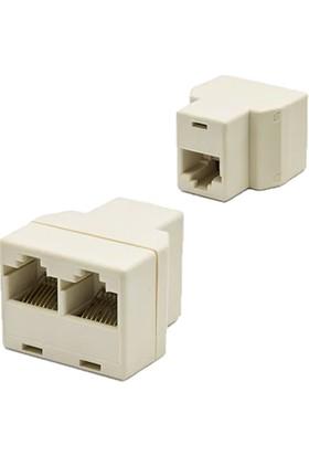 Hadron HD4558 1/2 Splitter Ethernet Çoğaltıcı
