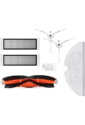 Roborock S50/S51/S55/S5Max Uyumlu Akıllı Süpürge Filtre Seti 7 Parça