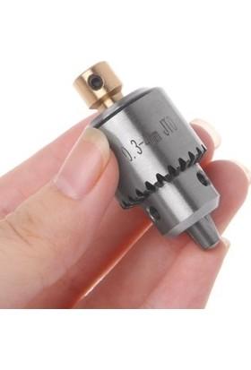 Depolife Motor Için Anahtar Sıkmalı Mini Mandrel 4mm Mandren Üniversal Okul Proje Ödev Hobi 3.2mm 4mm 5mm 6mm