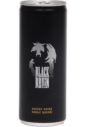 Black Bruin Enerji̇ Içeceği̇ 250 ml - 12 Li
