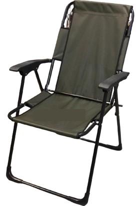 Pam Katlanır Kamp Sandalyesi