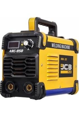 JCB Projcb Plus Arc 950 Pro Professıonel Inverter Kaynak Makinası 200 Amp