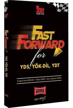 Yargı Yayınları 2021 Fast Forward For Yds, Yök-Dil, Ydt Soru Bankası - ertuğrul Cenk Gürcan