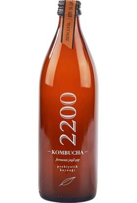 Kombucha 2200 Kombucha Zencefil 500 ml