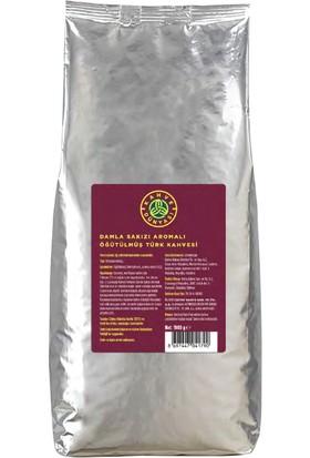 Kahve Dünyası Damla Sakız Aromalı Türk Kahvesi 1 kg