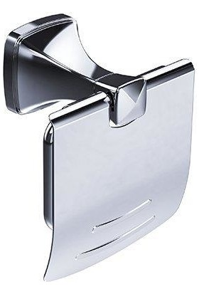 Bocchi Genoa Tuvalet Kağıtlık Krom-Bch
