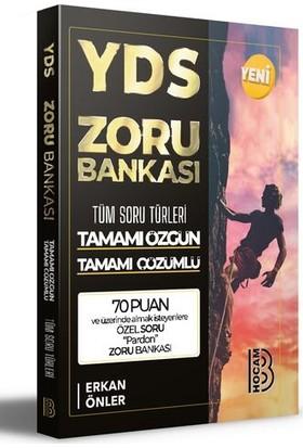 Benim Hocam Yayınları Yds Tamamı Çözümlü Zoru Bankası - Erkan Önler