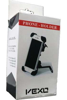 Vexo Usbli Telefon Tutucu Ayna Bağlantili (Açik)