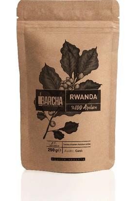 Barcha Coffee Rwanda Çekirdek Filtre Kahve 250 gr