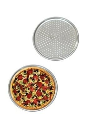 Abant Pizza Fırın Tepsisi Delikli
