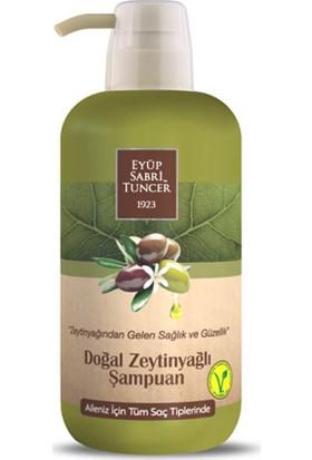 Eyüp Sabri Tuncer Doğal Zeytinyağlı Şampuan 600 ml