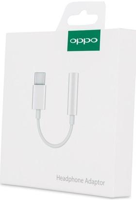 Semers Oppo Kulaklık Dönüştürücü Adaptör Type-C To 3.5mm
