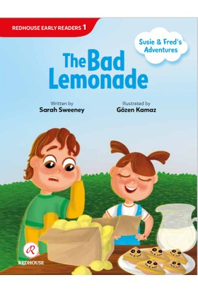The Bad Lemonade - Sarah Sweeney