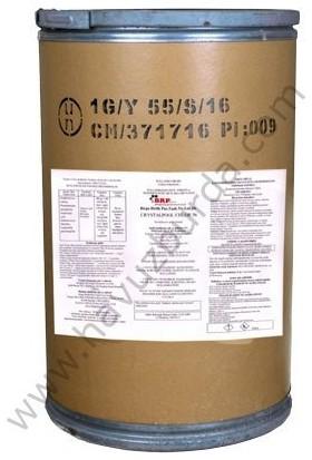 Toz Klor % 90 ( 50 kg ) Karton Fıçı Ekonomik