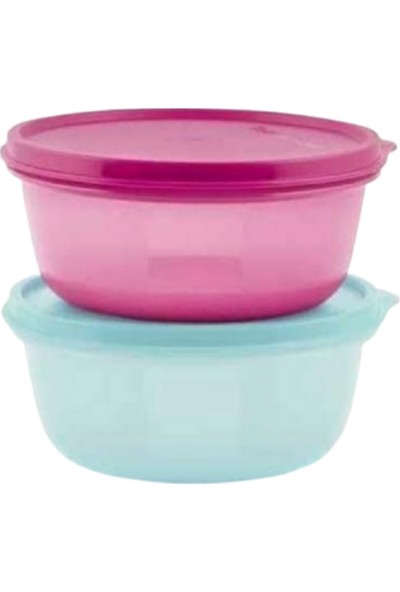 Tupperware 2'li Şekerpare Set 600 ml