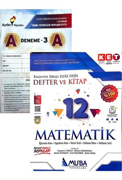 Muba Yayınları 12. Sınıf K.e.t Serisi Matematik Konu Anlatımlı Soru Bankası Yeni (Aydın Denemeli)
