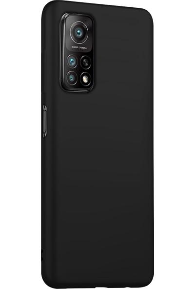 Wowlett Xiaomi Mi 10T Pro 5g Kılıf Tam Uyumlu Korumalı Yumuşak Esnek Silikon Kılıf