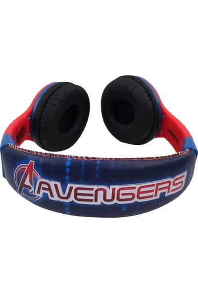 Volkano Avengers Bluetooth Çocuk Kulaklık