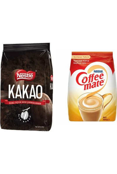 Nestle Kakao 1 kg + Nestle Coffee Mate 500 gr