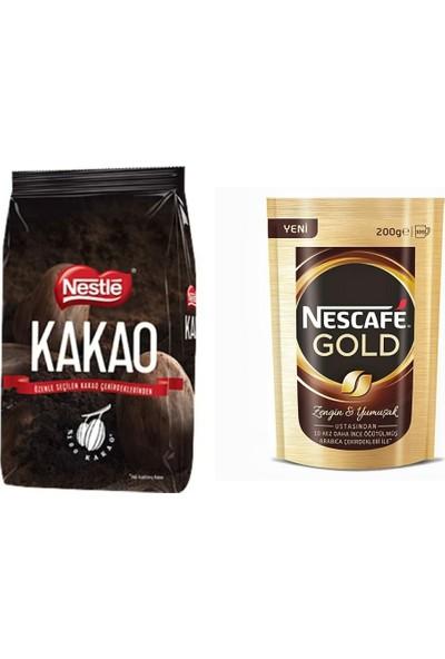 Nestle Kakao 1 kg + Nescafe Gold 200 gr