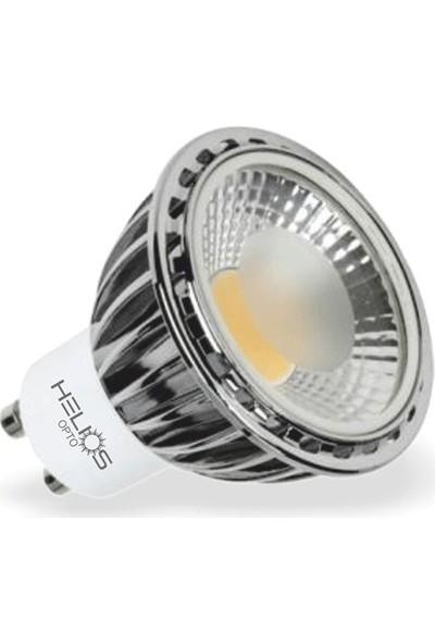 Agb Helios Opto 5W Alüminyum Kasa LED Ampül Günışığı