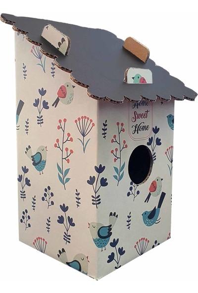 Prigo Karton Kuş Evi