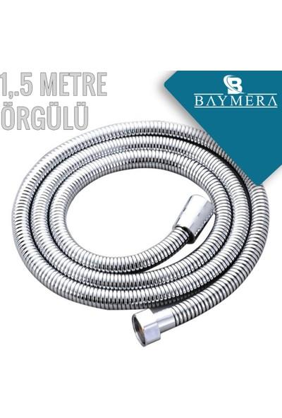 Baymera Deluxe Spiral Duş Hortumu