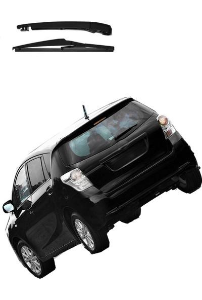 Maxtel Toyota Verso Arka Silecek Kolu ve Süpürgesi 2004--2009