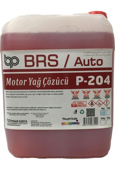 Brs Motor Yağ Çözücü (Ağır Yağlar)
