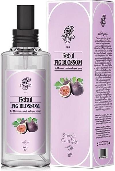 Rebul Fıg Blossom Kolonya 100 ml Spreyli Cam Şişe