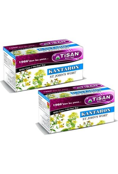 Tisan Kantaron Bitki Çayı 20 Süzen Poşet x 2