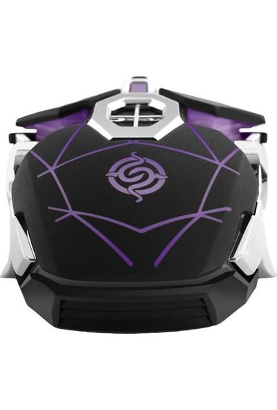 MF Product Strike 0587 RGB Kablolu Gaming Mouse Siyah