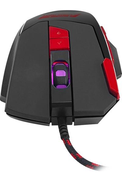 MF Product Strike 0577 RGB Kablolu Gaming Mouse Siyah