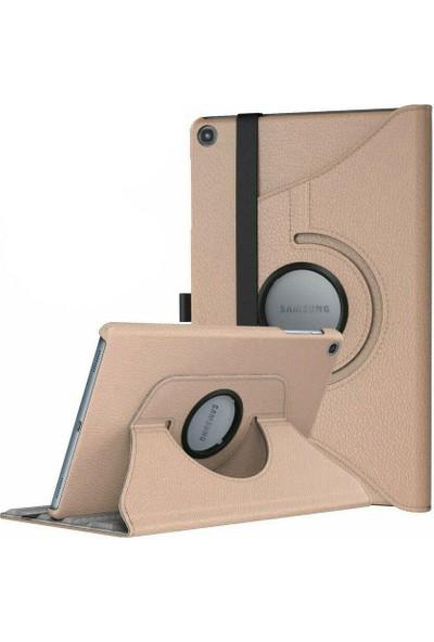 """Mopal Samsung Galaxy Tab A T510 10.1"""" Standlı 360° Dönebilen Kılıf"""