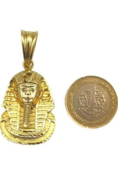 Tekin Gold Firavun Kolye Ucu