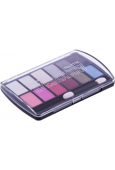 Gabrini Palette Nude Eyeshadow 02