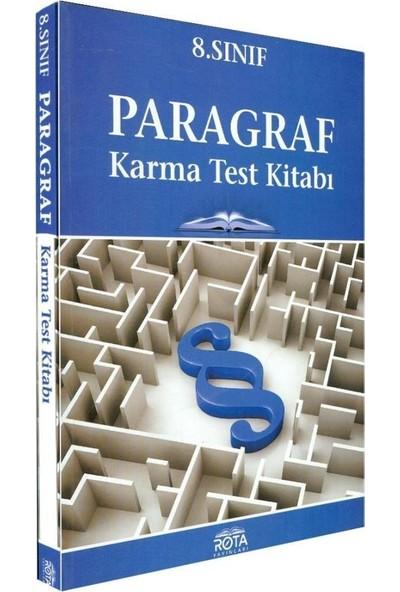 Rty Rota Yayınları 8. Sınıf Paragraf Karma Test