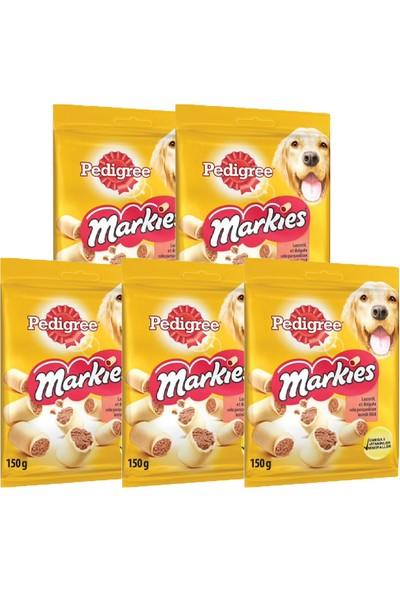Whiskas Pedigree Markies Köpek Ödül Bisküvisi 150 gr x 5 Adet