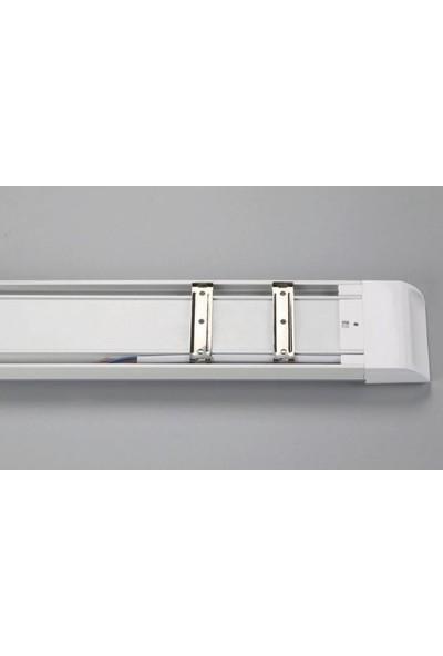 10EN 58W 120 Cm Led Bant Armatür Beyaz Işık