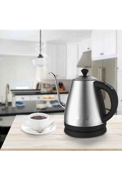 Escobarista Gooseneck Drip Kettle Elektrikli Kahve Demleme Su Isıtıcı