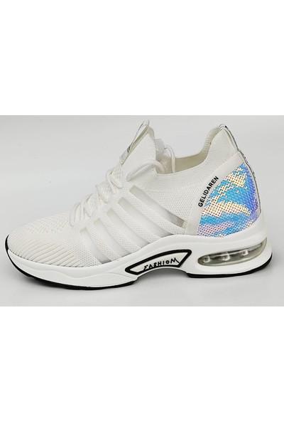 Guja 301-8 Air Taban Sneakers Genç Kadın Spor Ayakkabı